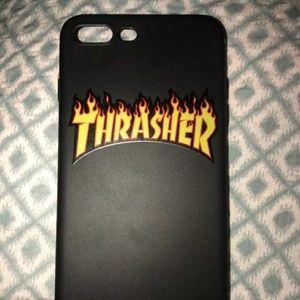 BRAND NEW THRASHER IPHONE CASE 🔥
